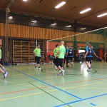 Indiaca 2016 Herren 40+ R1 Starrkirch-Wil