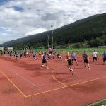 Mattenfest Herbetswil 2019 - Indiaca-Turnier